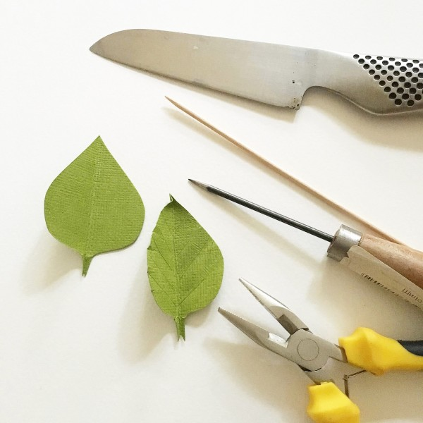 instruments for paper bougainvillea