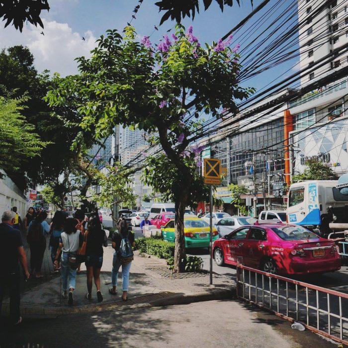 Bangkok street days