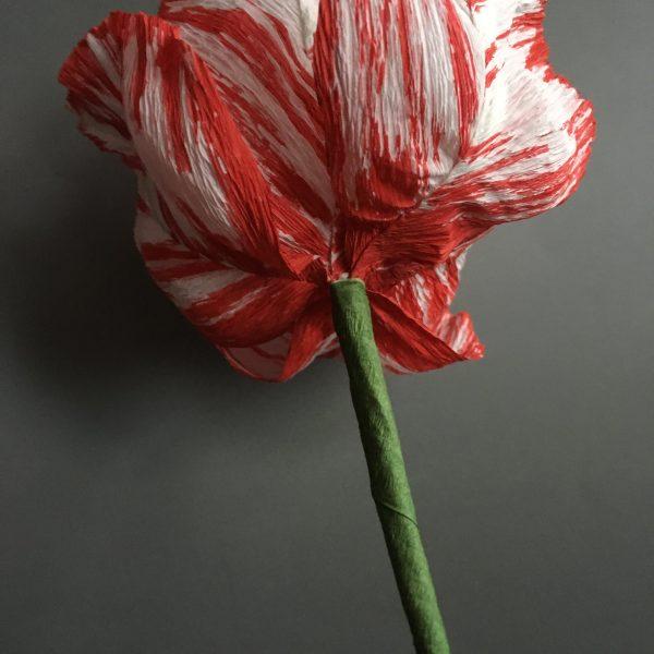 gluing the petals