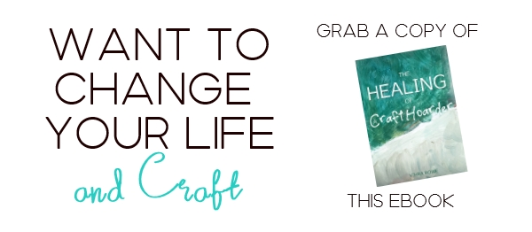 craft hoarding ebook