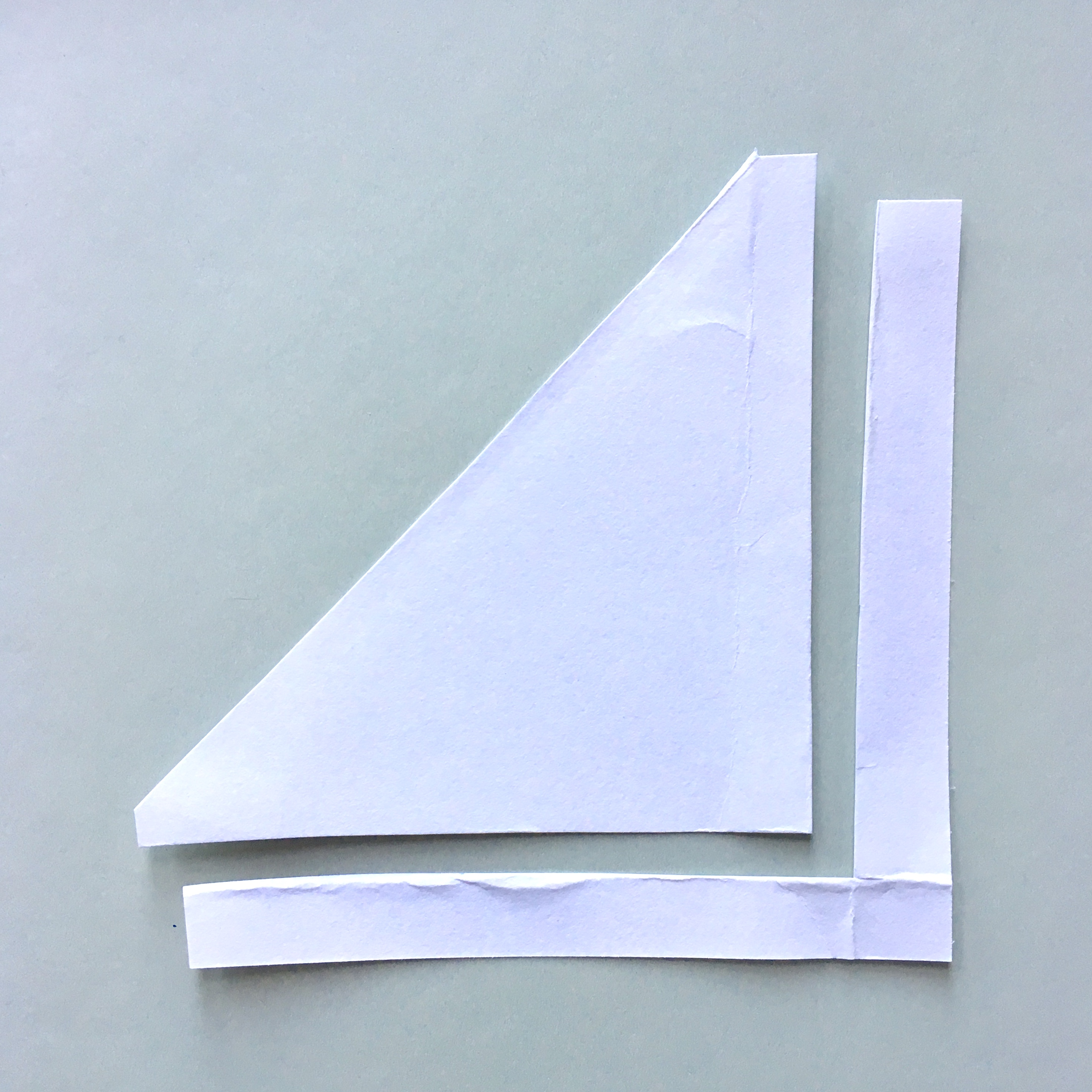 pocket bookmarks - making the template