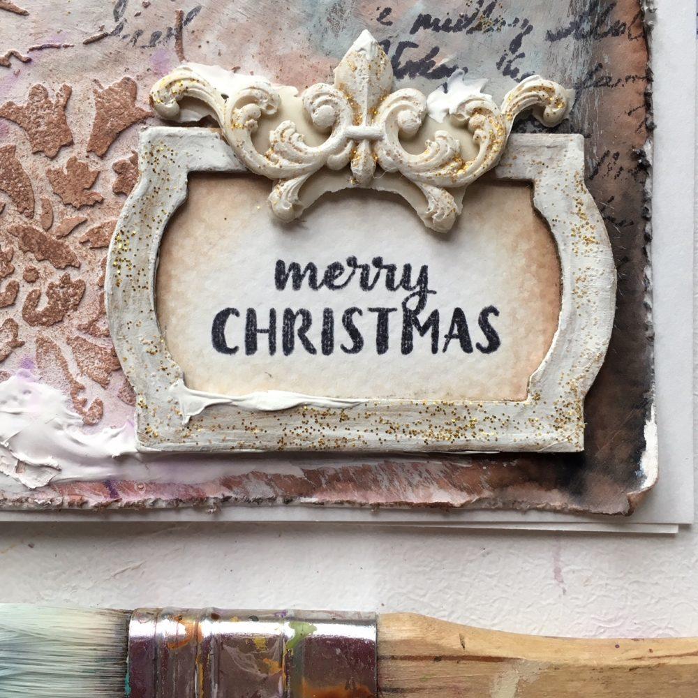 Christmas gift experiments – something old, something new, something… white