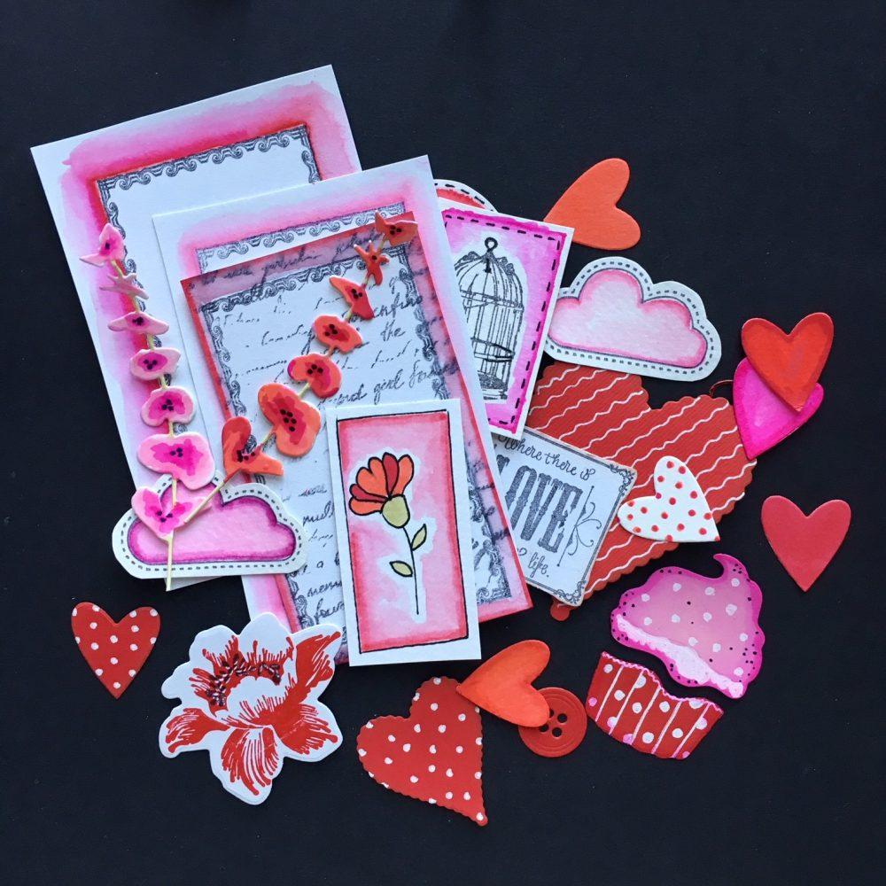 Capsule Craft Valentines