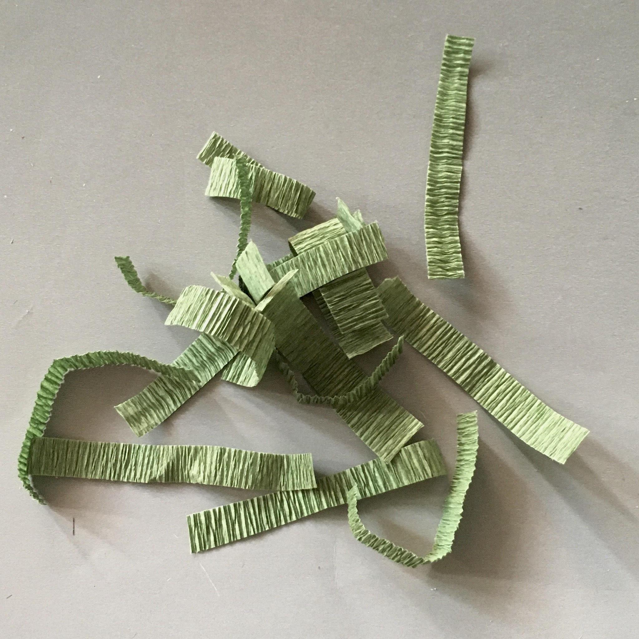making paper poppy flowers