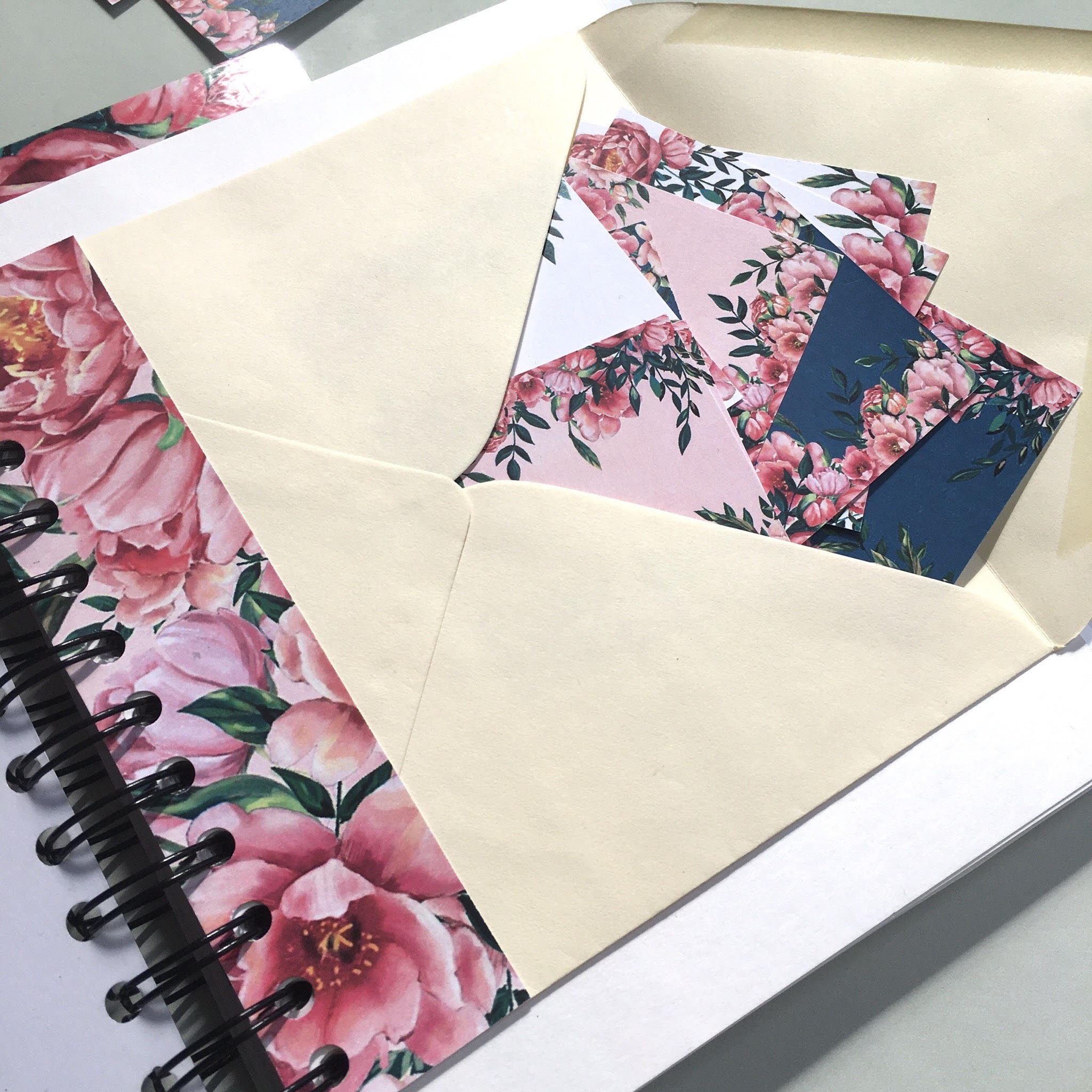 Easy Girly DIY planner