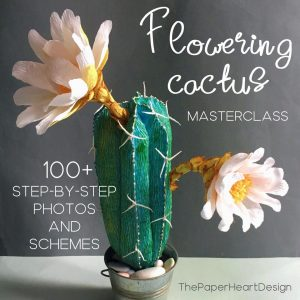 Flowering cactus tutorial