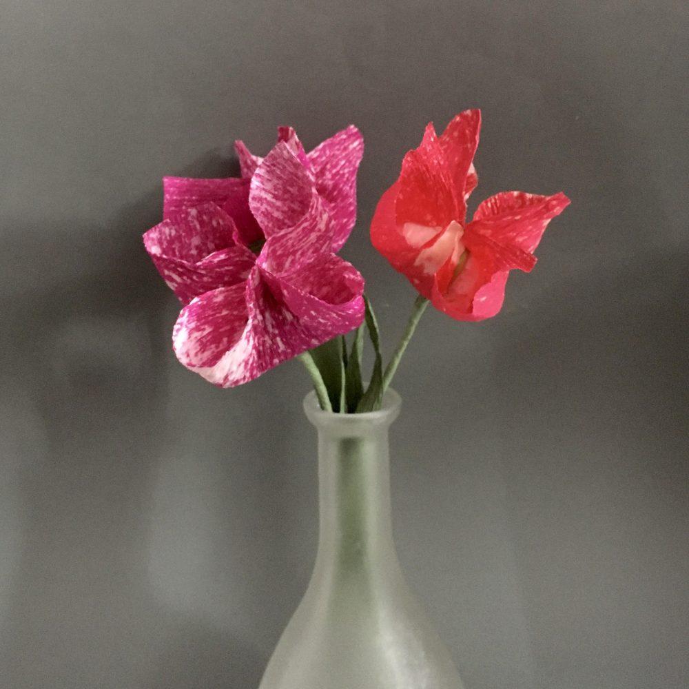 Super easy DIY tulips