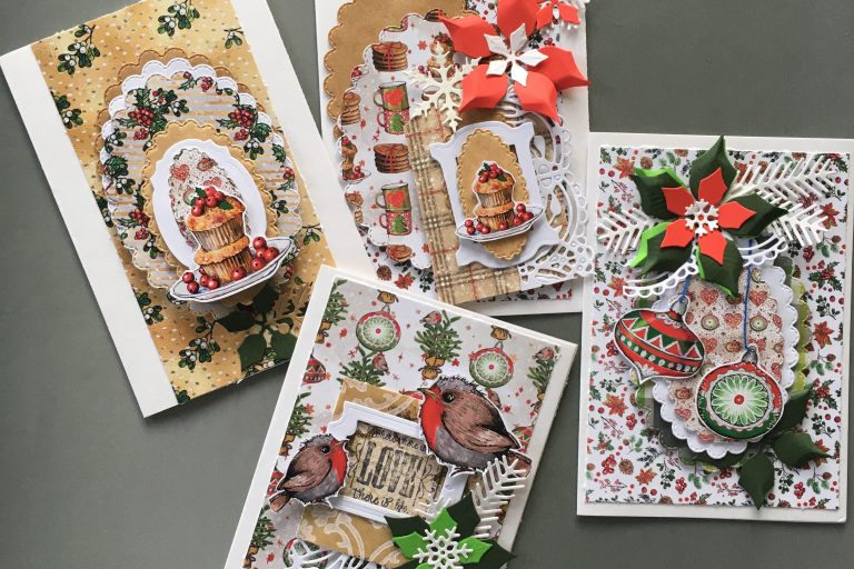 How to save money on craft materials before Christmas