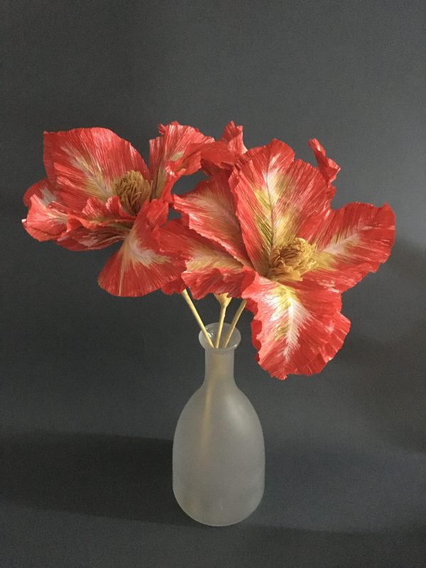 Lilly flowers home decoration