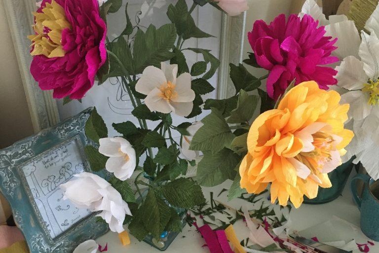 Flower maker's planner