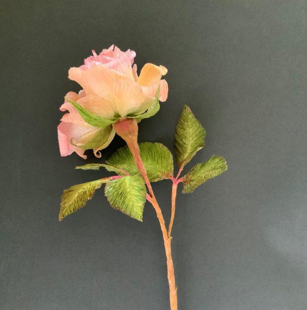 late summer rose printable tutorial