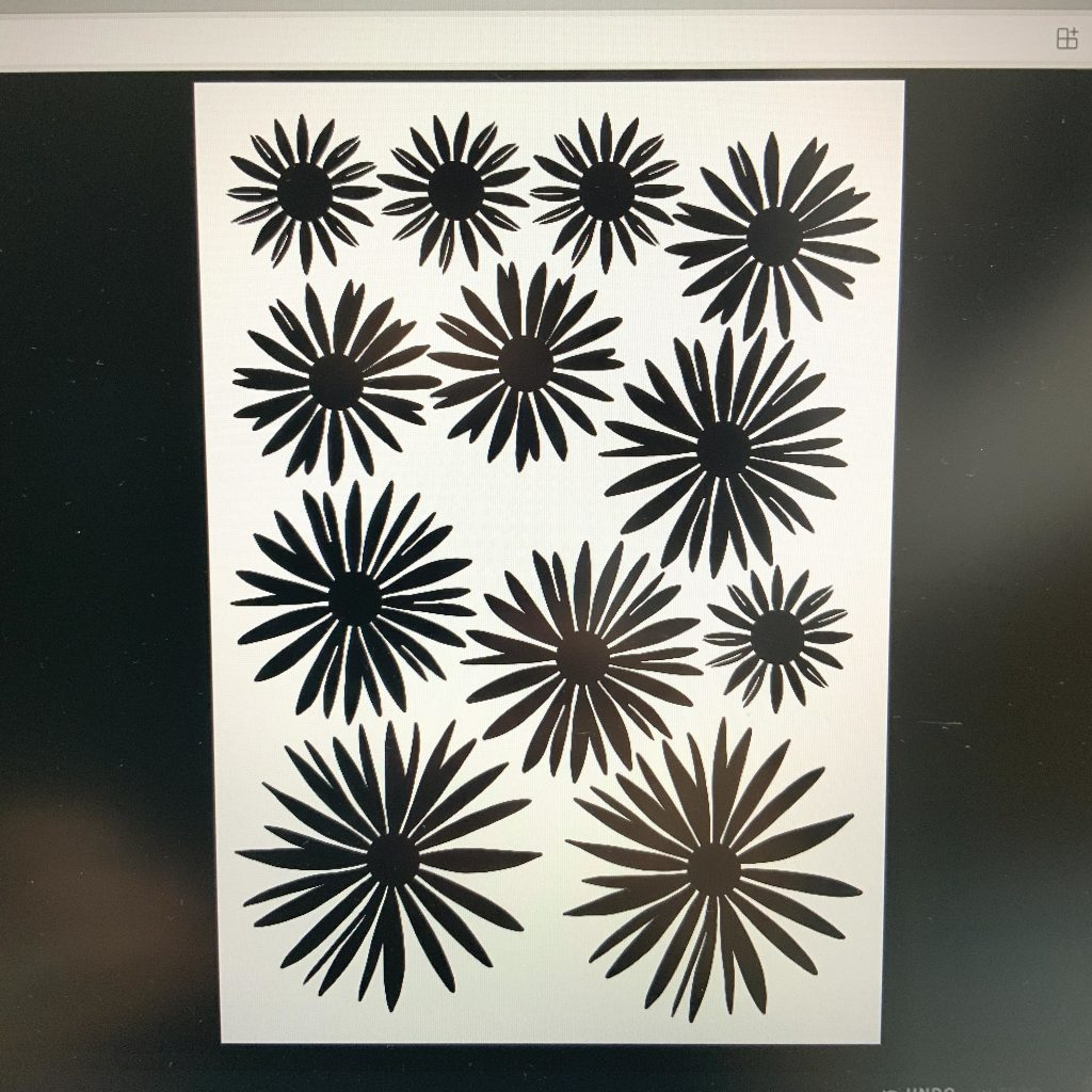 how to make PNG Cricut file from multiple different PNG files - later will be easy to work with only one file instead of 5 or more.