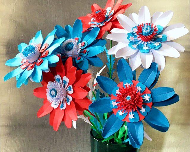 Easy July 4th craft idea